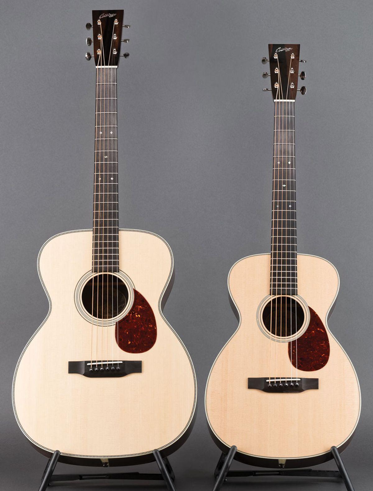 Acoustic Soundboard: Honey, I Shrunk the Guitar