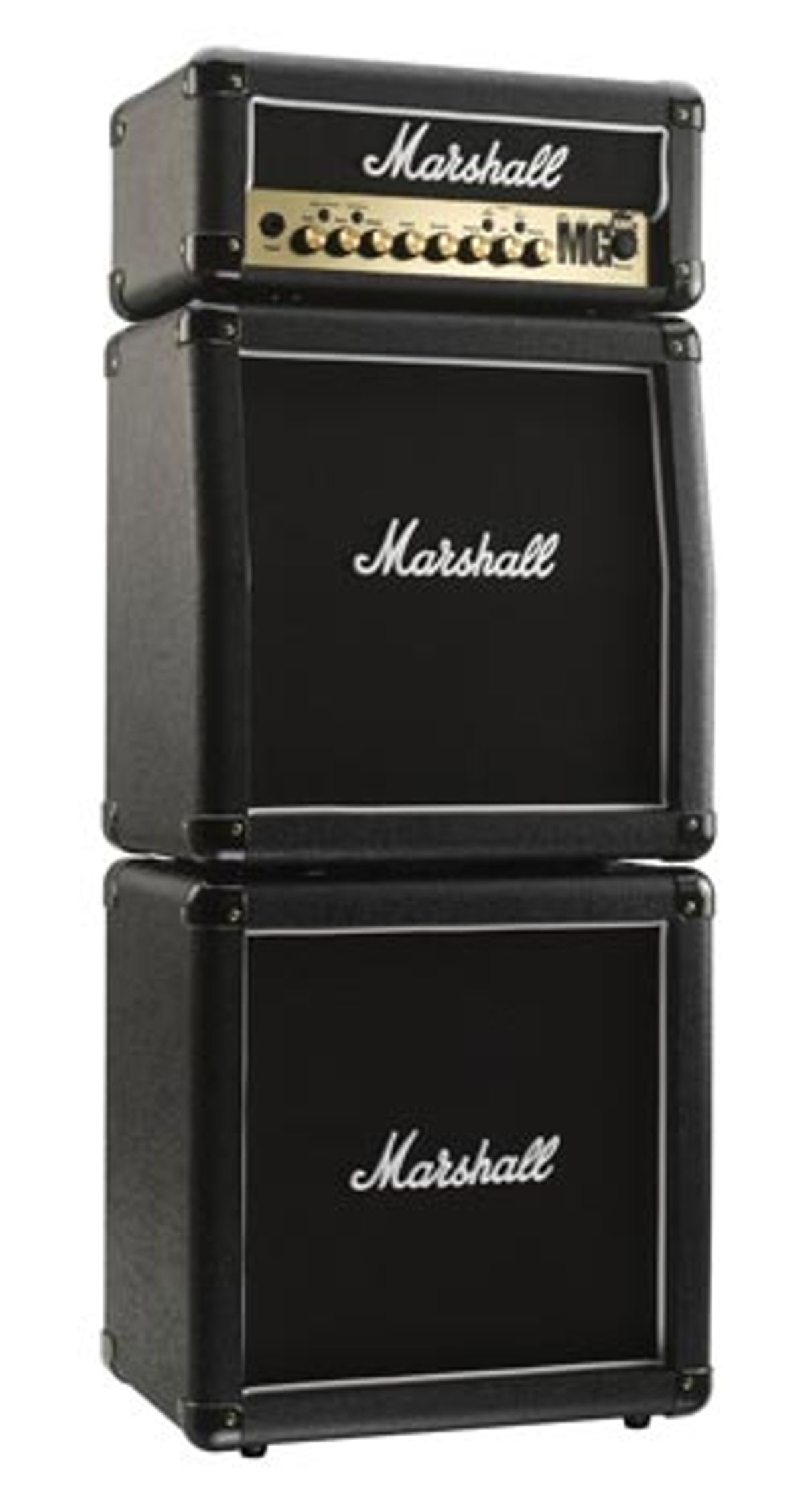 Marshall Introduces New MG15FXMS Micro Stack