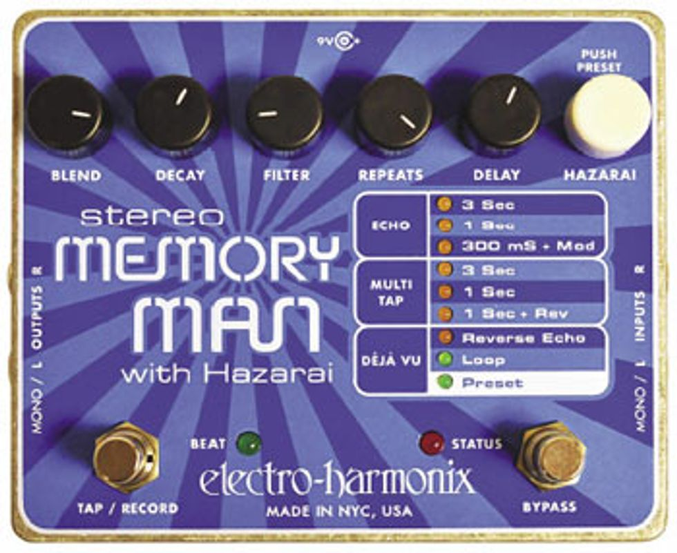 One With Everything: The story of the Stereo Memory Man with Hazarai