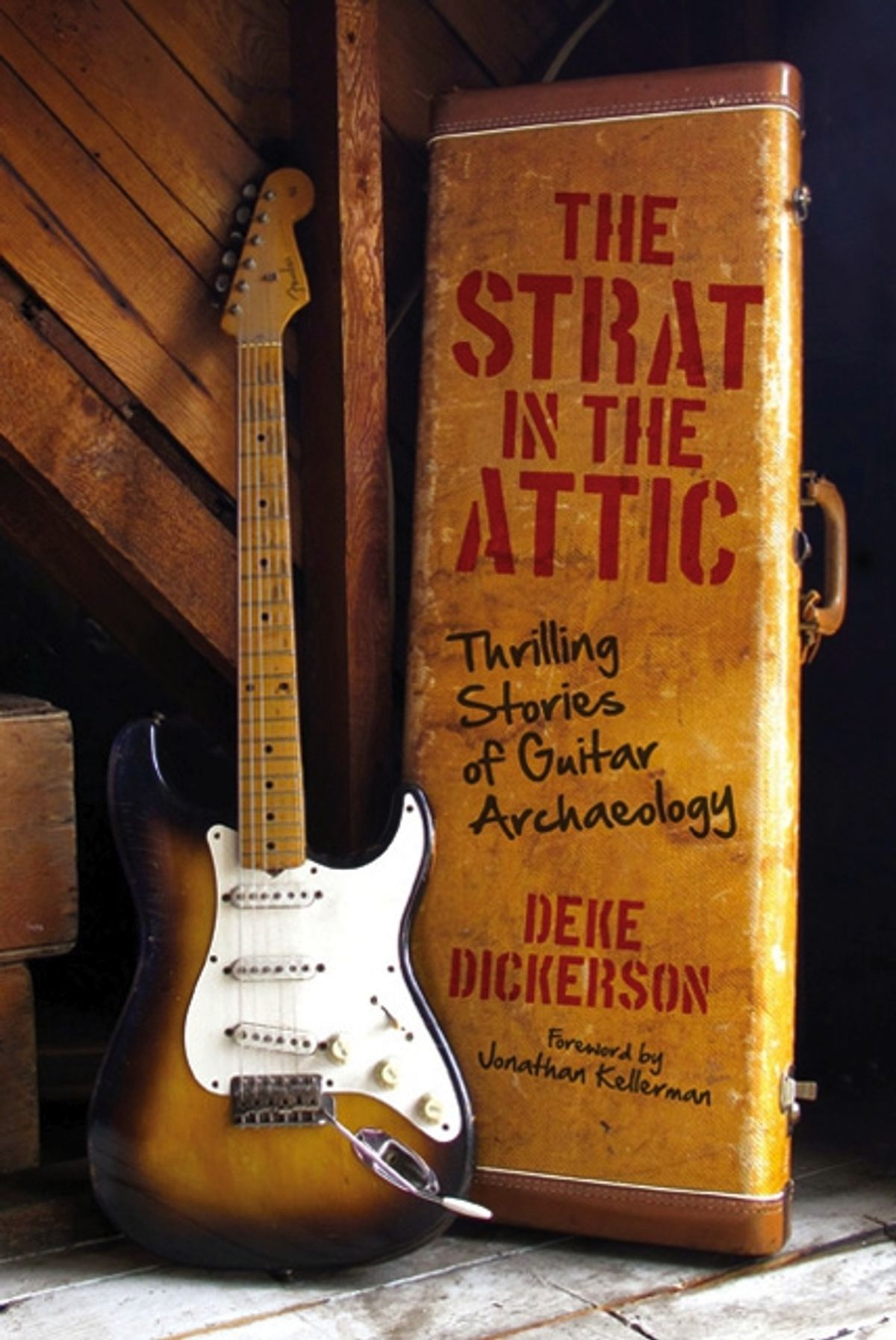 """The Strat in the Attic"" Book Released"