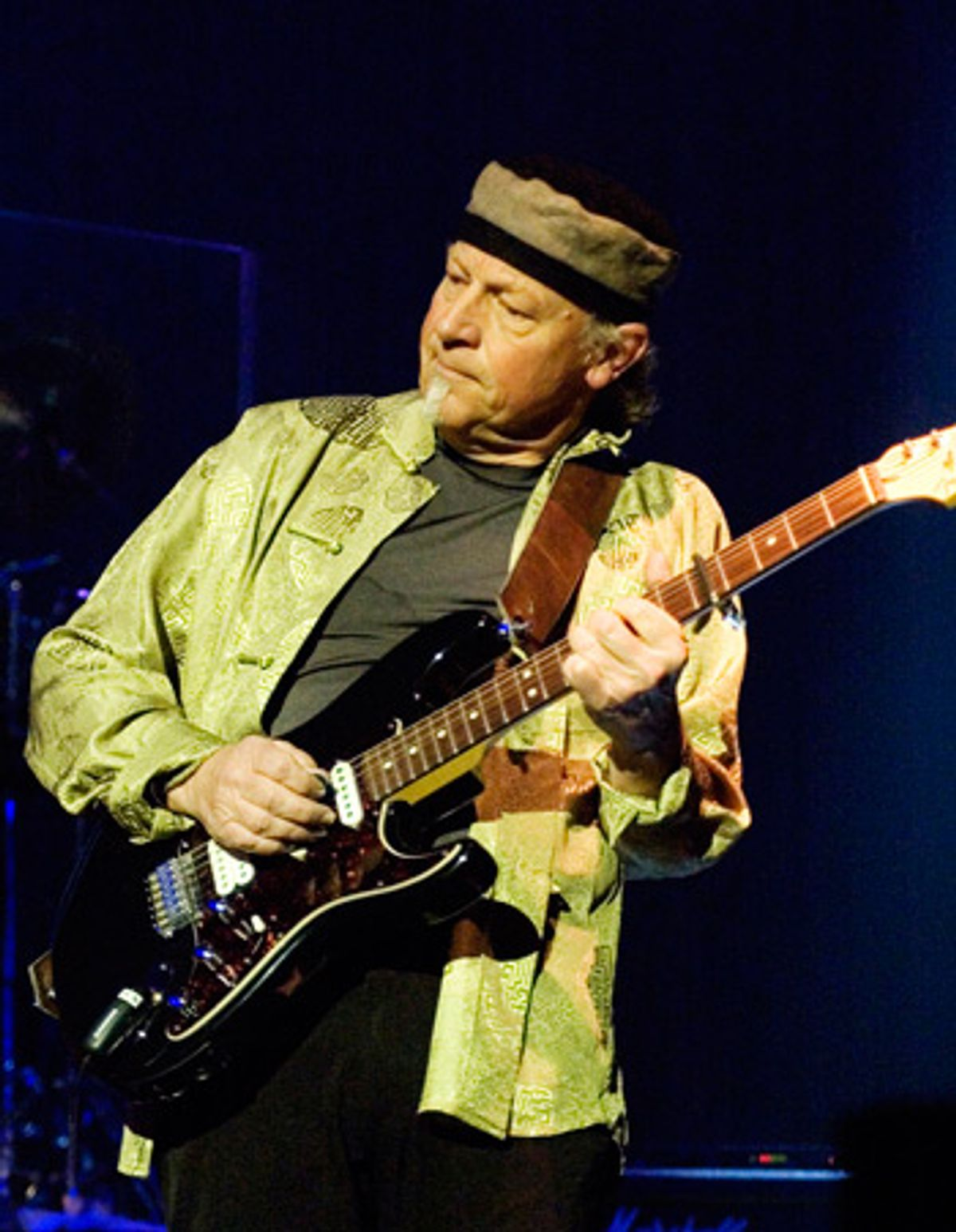 Interview: Martin Barre - Taking Aqualung on the Road