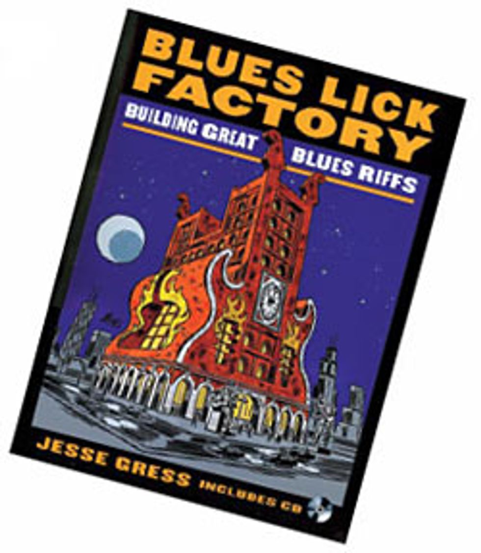 blues lick factory