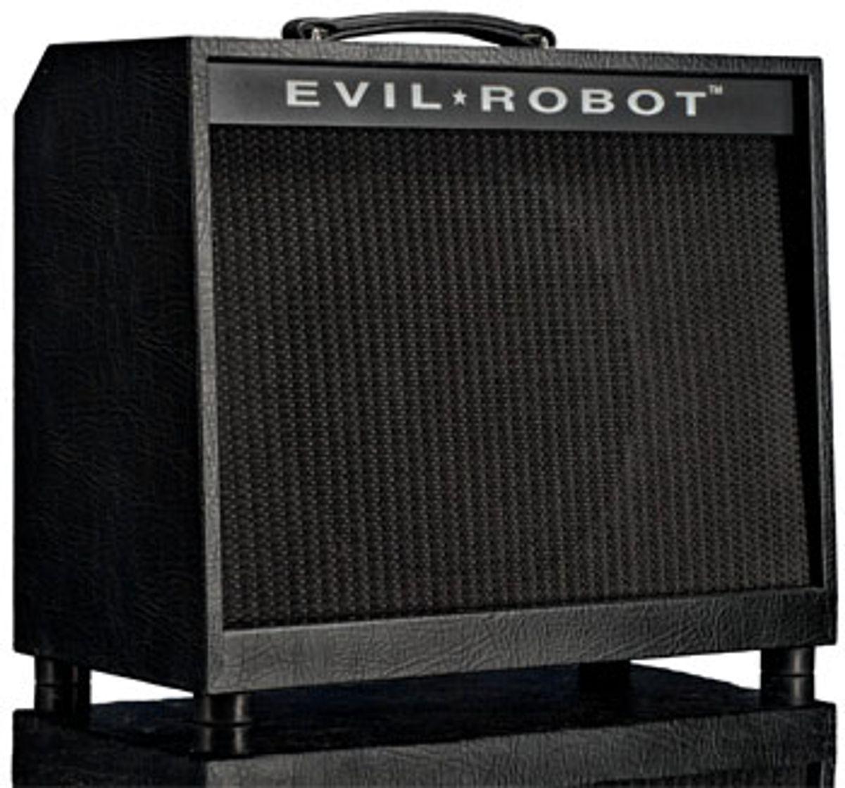 Tone Americana Announces the Evil Robot-C30