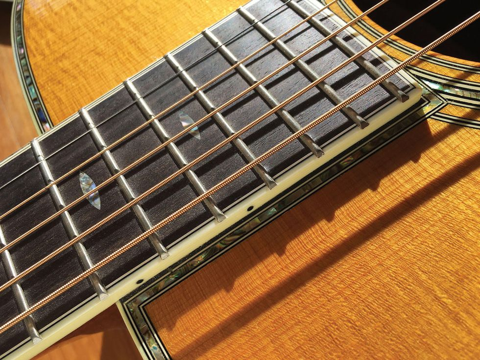 Jol Dantzig's Esoterica Electrica: Fretboard Treatments Bound to Please