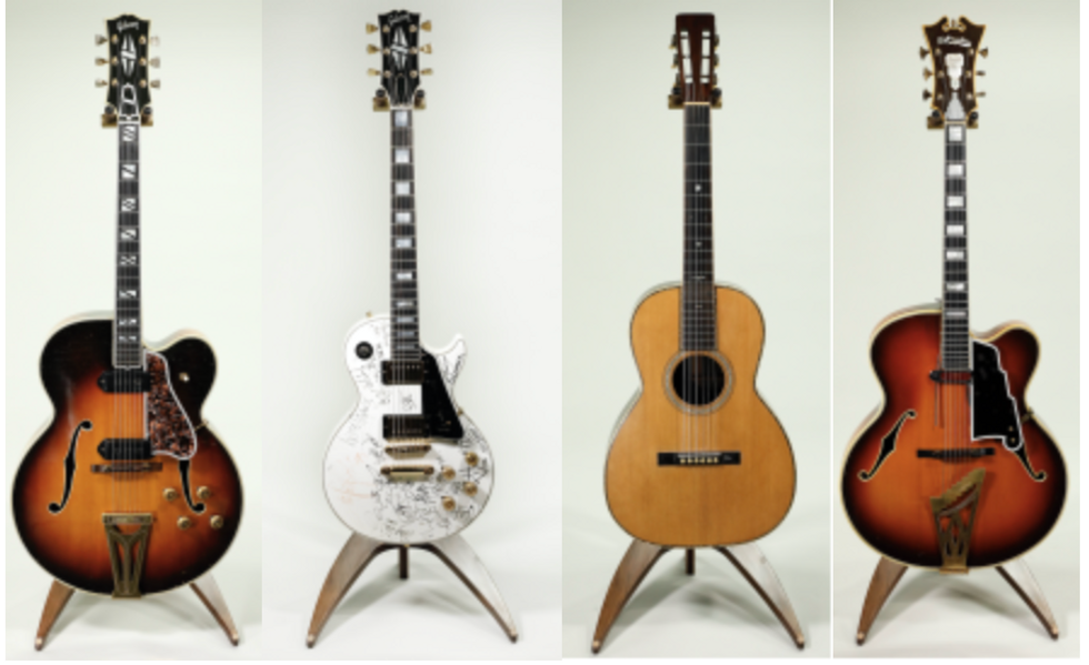 D'Addario Collection