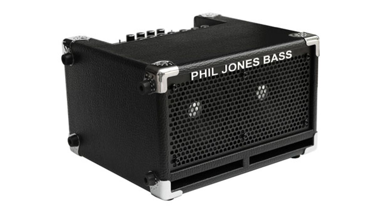 Phil Jones Bass Introduces the Cub II