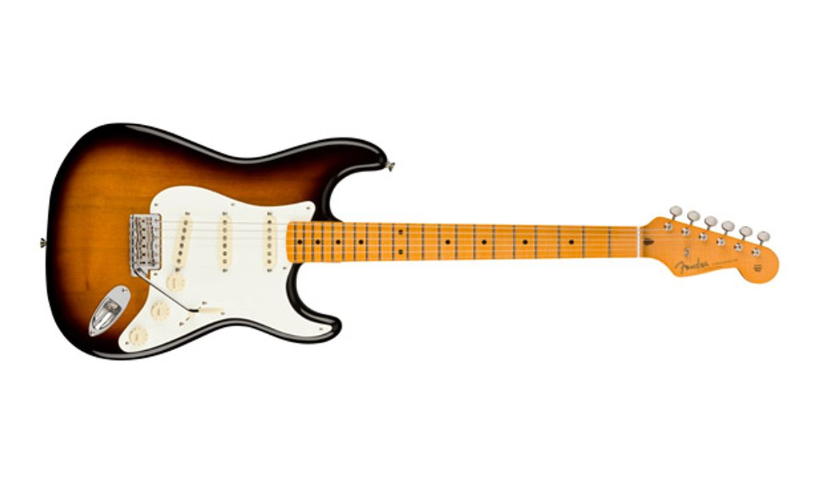 Fender Launches the Eric Johnson Virginia Stratocaster