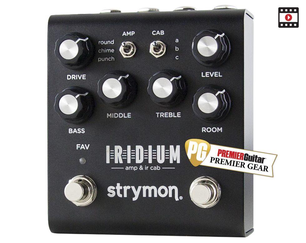 Strymon Iridium: The <i>Premier Guitar</i> Review