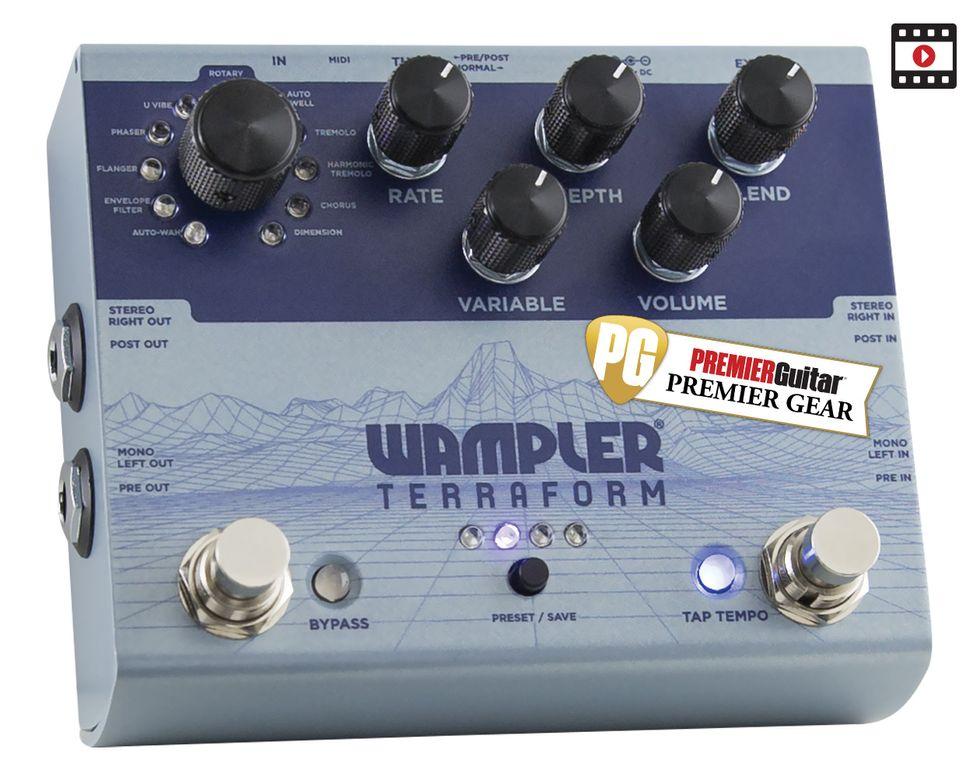 Wampler-Terraform-homepage