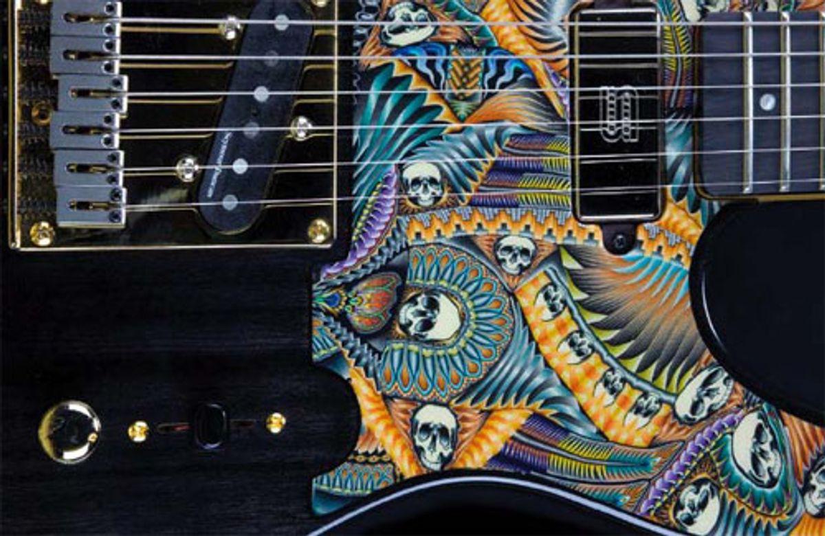 Hand Guitars