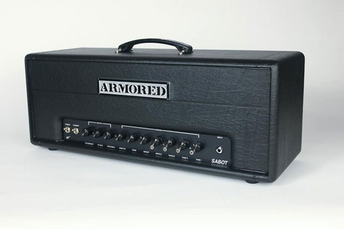 Armored Amplification Releases the Sabot 6550