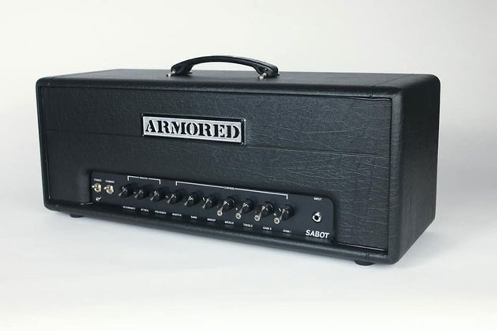 Armored Amps