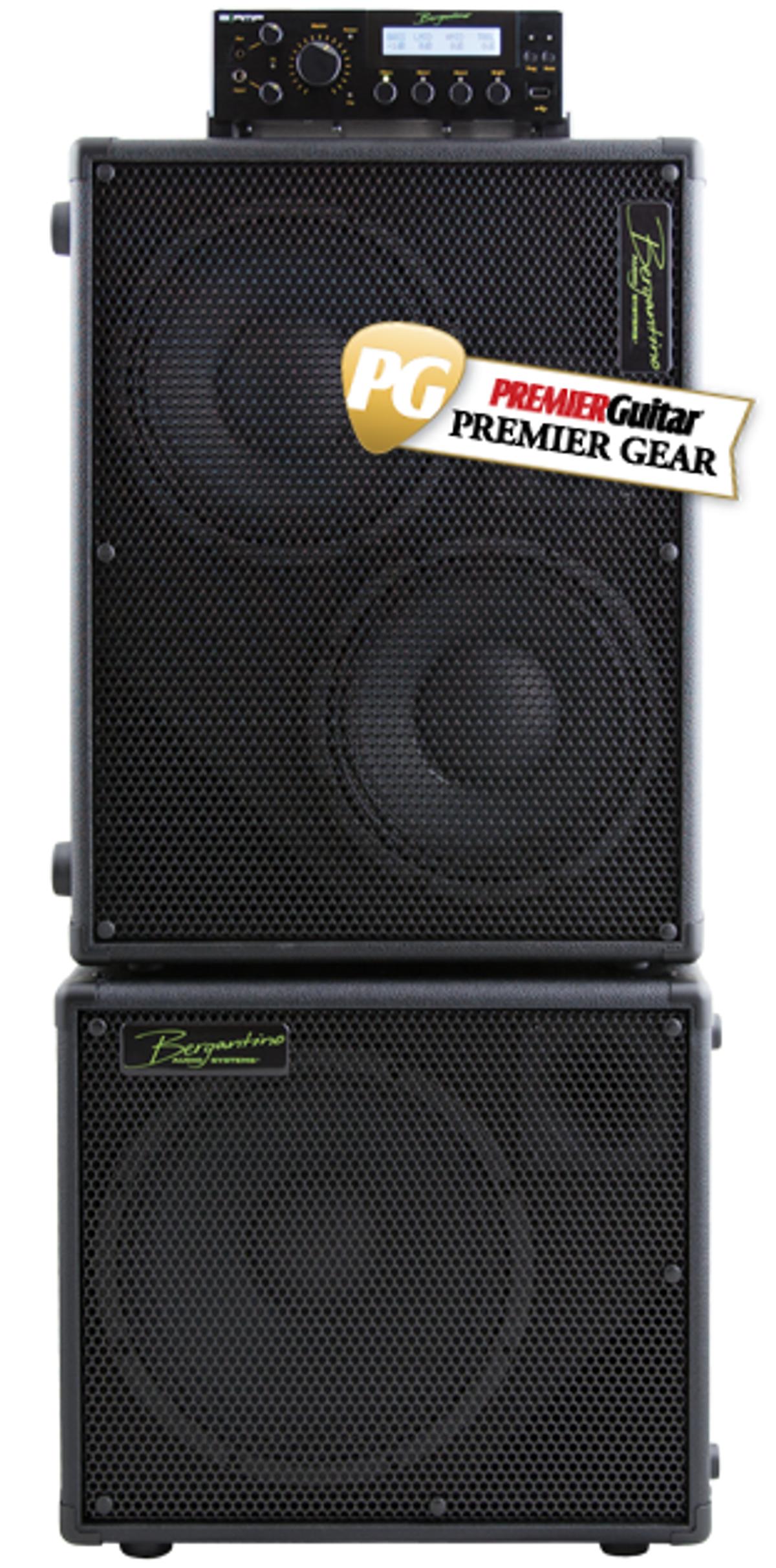 Bergantino Audio Systems B|Amp & HD Cabinets Review