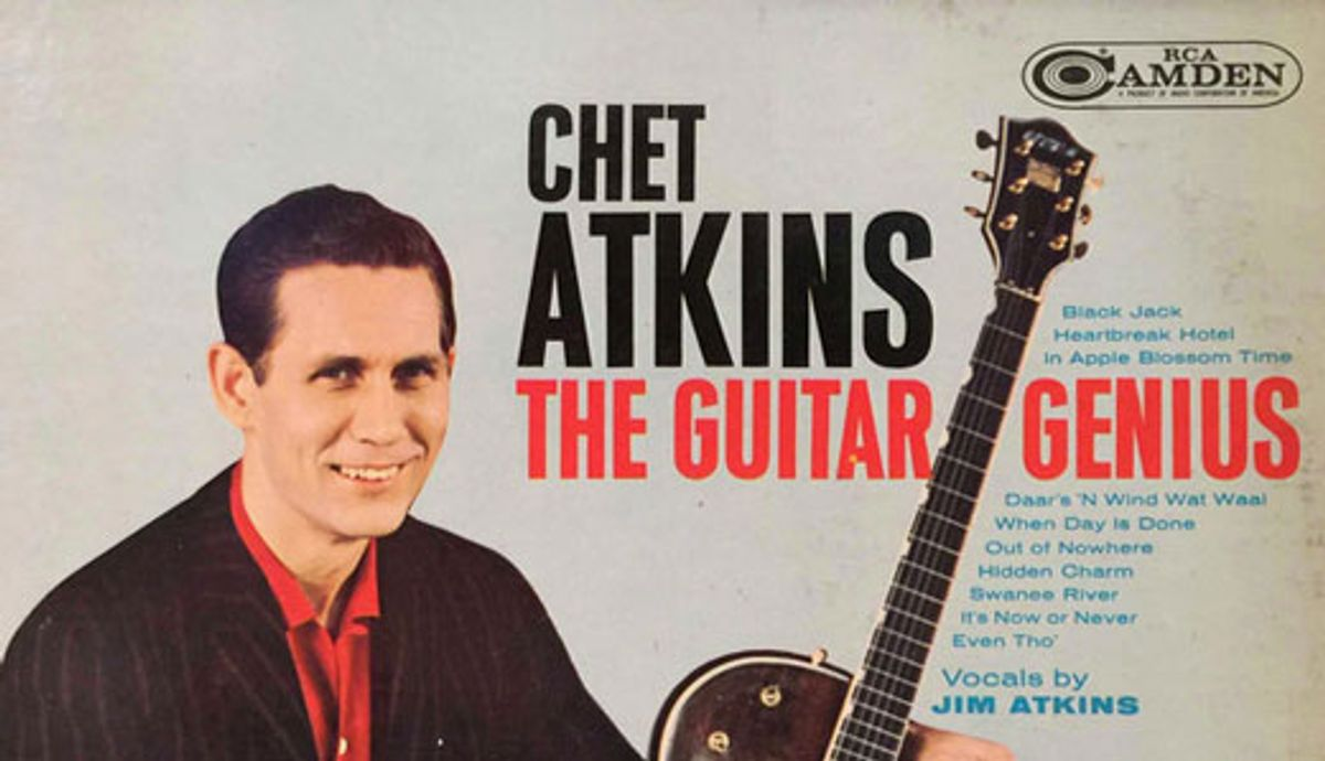 A Beginner's Guide to the Chet Atkins Sound