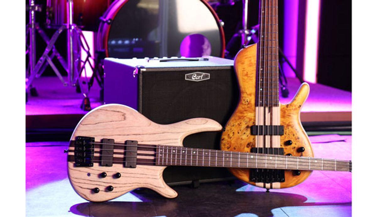 Cort Unveils the A4 Ultra Ash Bass