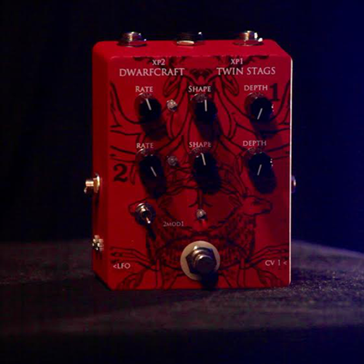 Dwarfcraft Devices Releases the Twin Stags