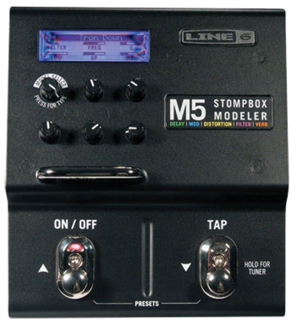 Line 6 M5 Stompbox Modeler Review
