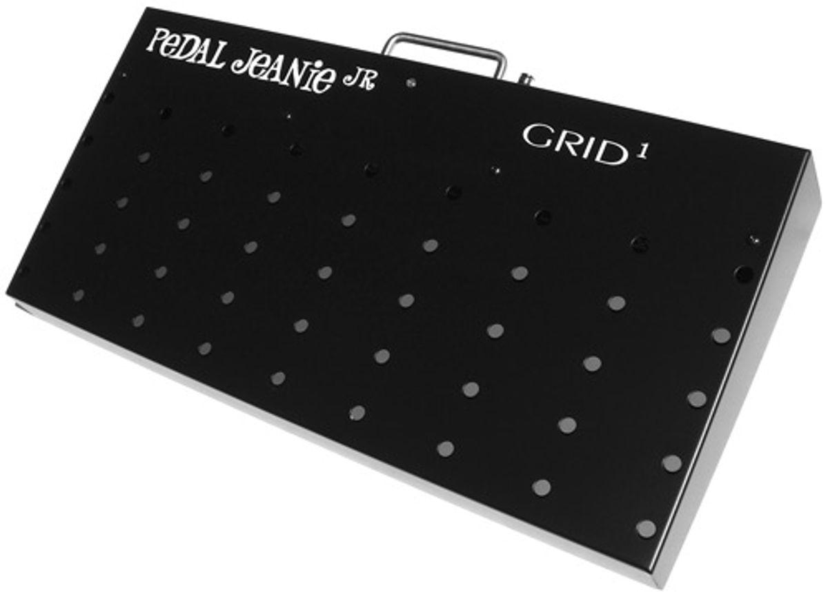 Grid 1 Launches Pedal Jeanie Jr.