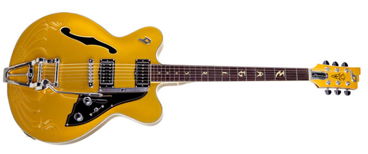 Duesenberg Introduces the Eagles Series Guitar and Bass