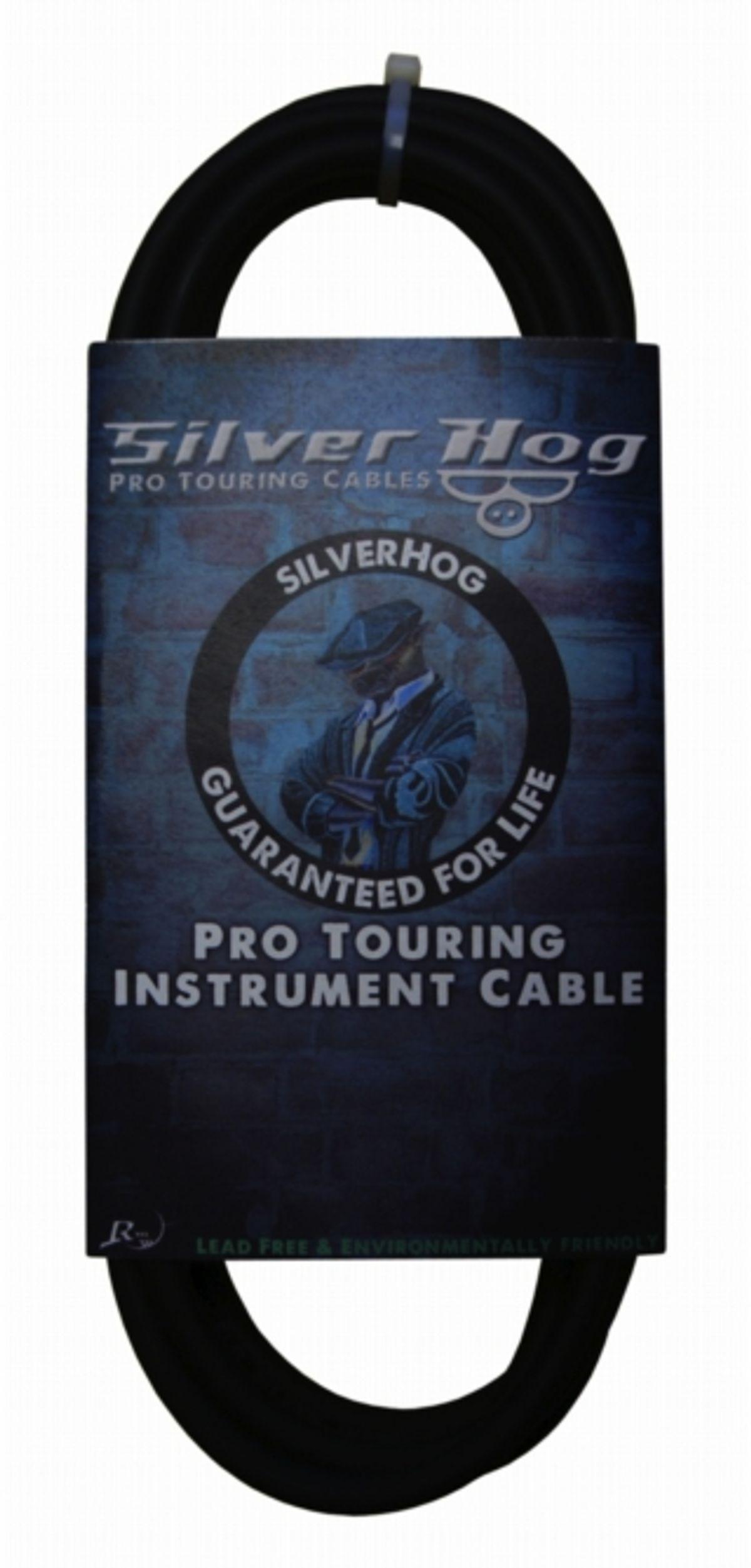 RapcoHorizon Unveils SilverHog Guitar and Microphone Cables