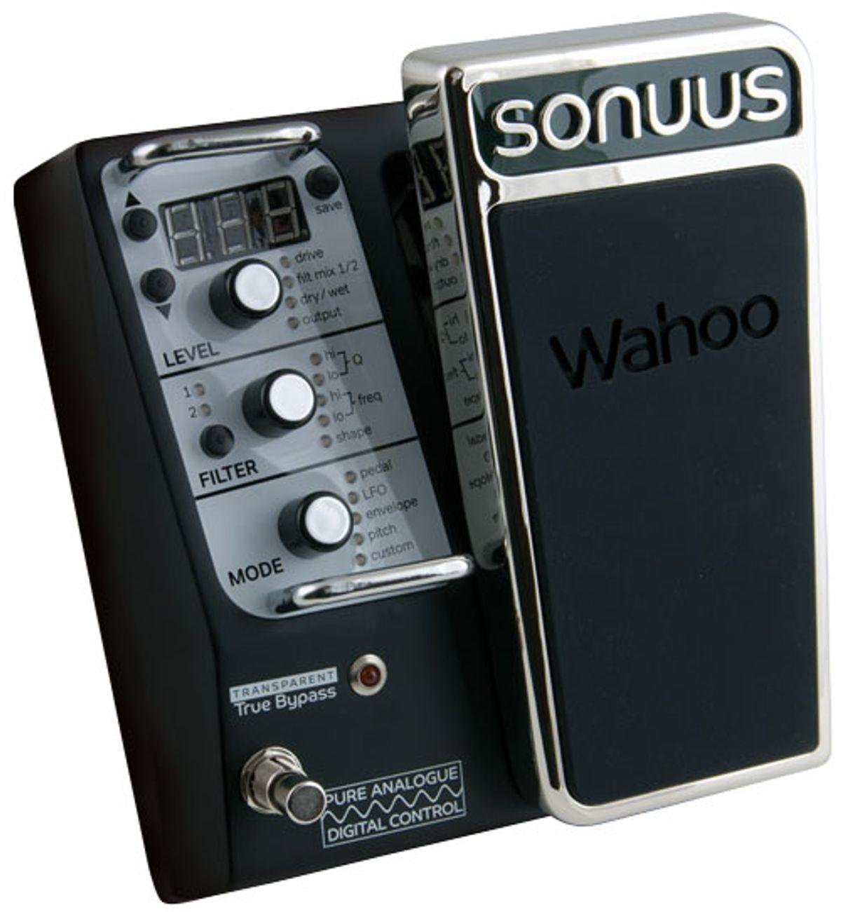 Sonuus Wahoo Pedal Review