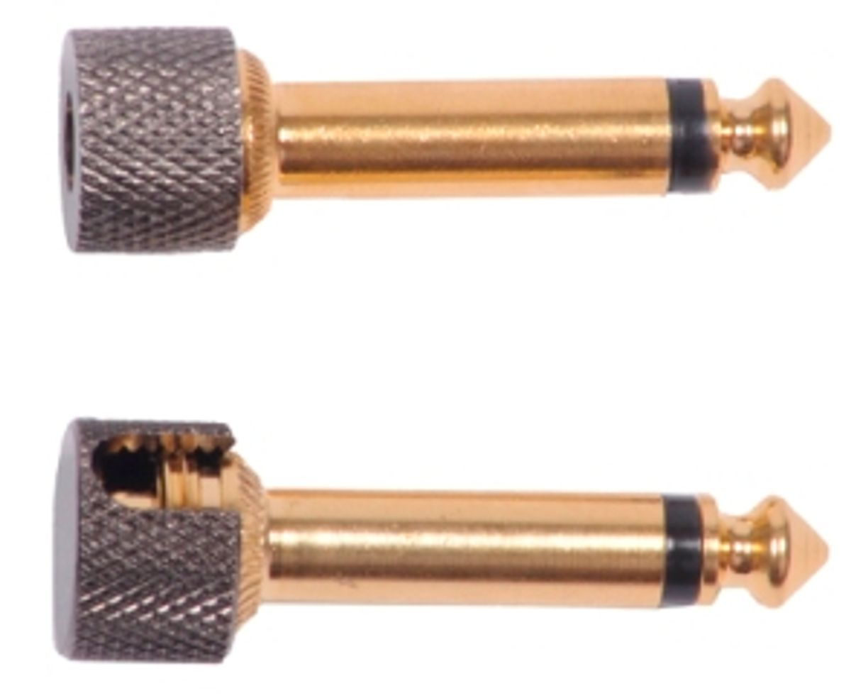 Lava Cable Introduces Black and Gold Lava Solder-Free Plug