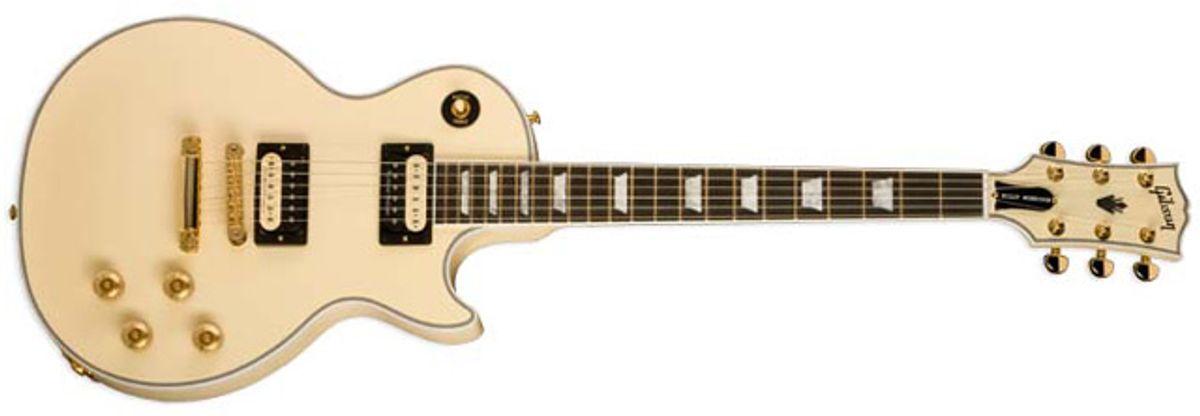 Gibson Announces Billy Morrison Signature Les Paul