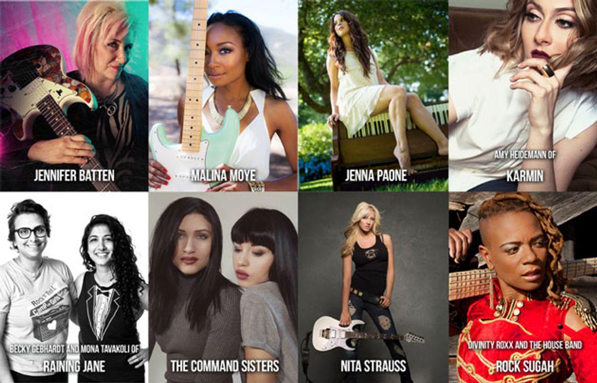 2016 She Rocks Awards Performance Lineup Announced