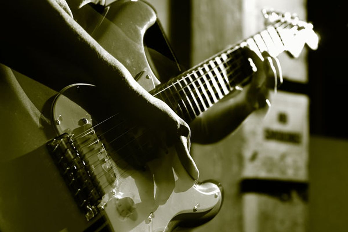 Fretboard Workshop: Melodic Transformations
