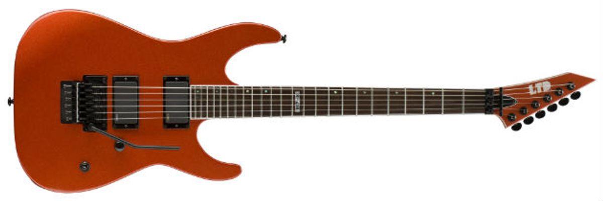 ESP Guitars Expands with New LTD Models