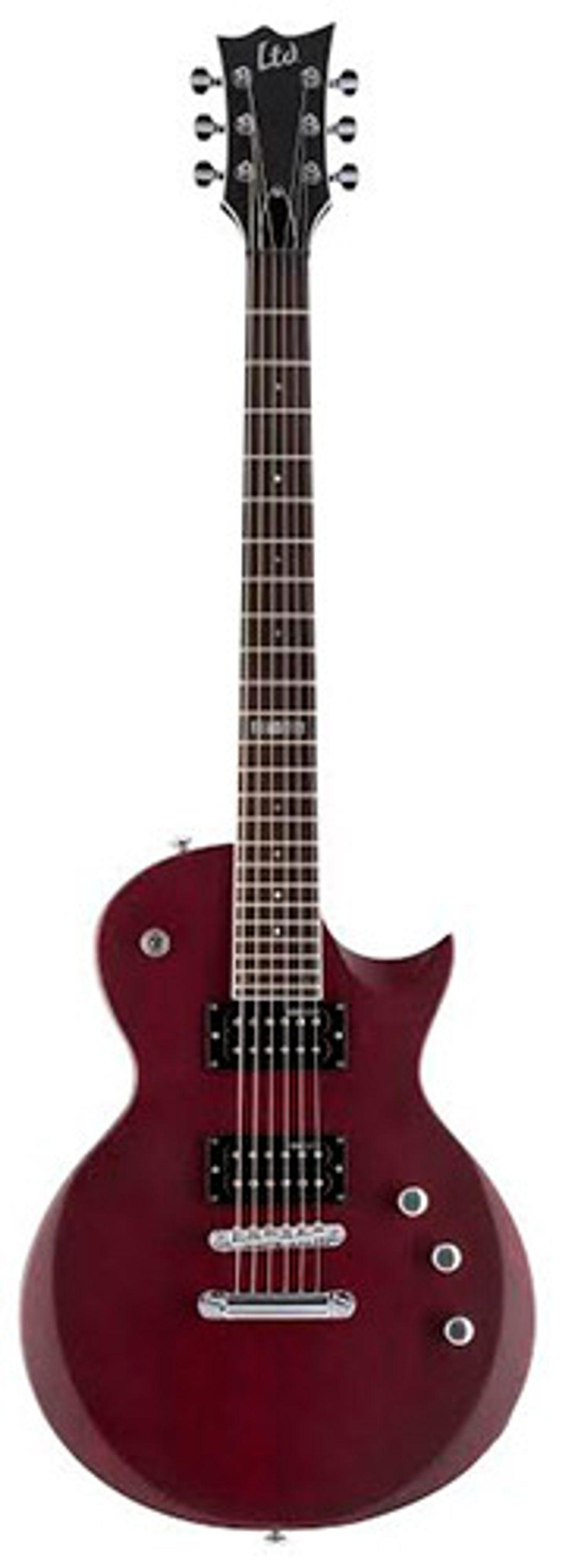 ESP Guitars Adds 16 Models to 200 Series