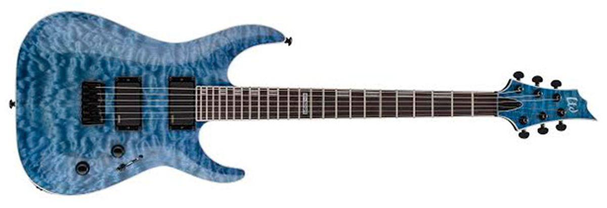 ESP Guitars Expands 400 Series