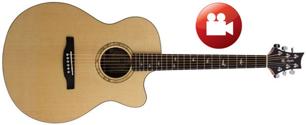 In Both Electric And Acoustic Incarnations Paul Reed Smiths SE Guitars Have Typically Been Wickedly Good Combinations Of Price Performance