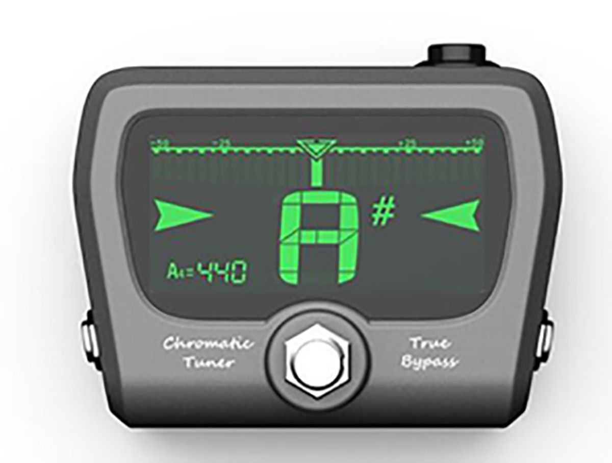 GoGo Tuners Releases Horizon Pedal Tuner