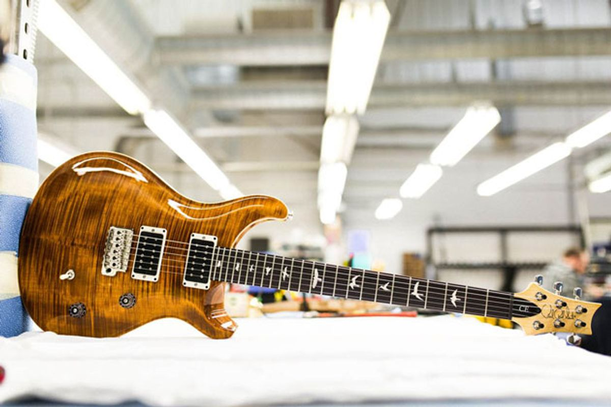 PRS Guitars Brings Back the CE24 Bolt-On