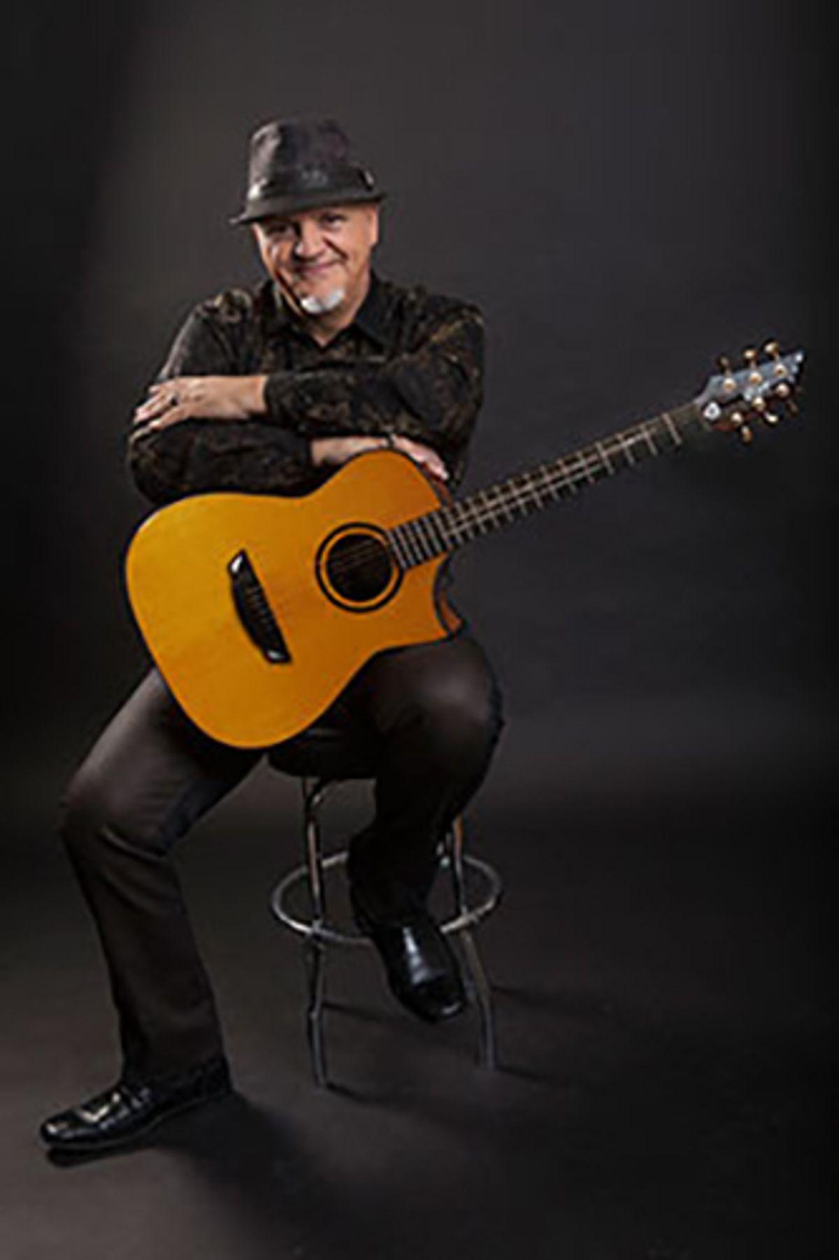 Cort Guitars Announces New Frank Gamble Signature Model
