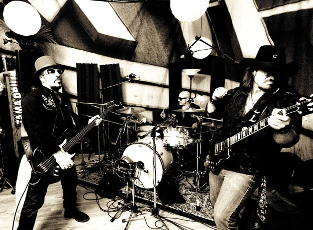 """Supersonic Blues Machine: """"Remedy"""" Exclusive Song Premiere"""