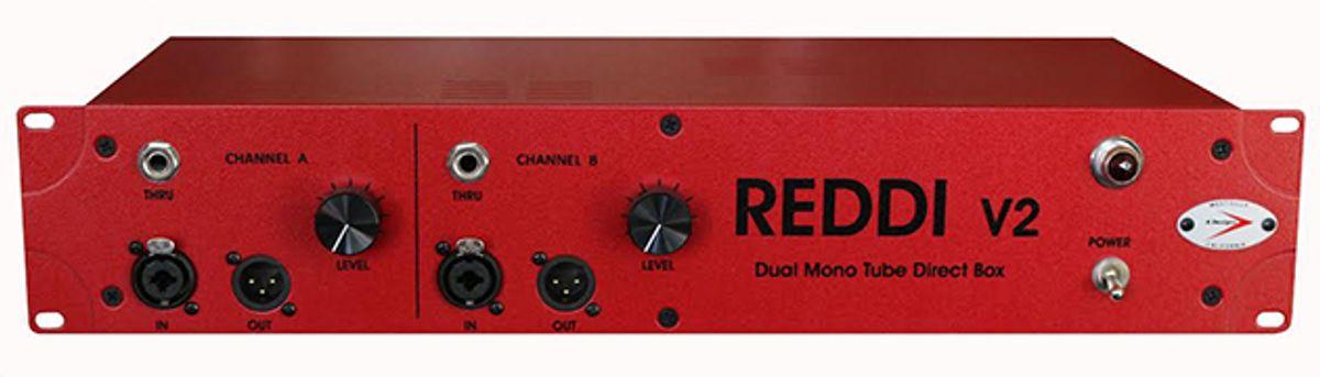 A-Designs Audio Releases the Reddi V2