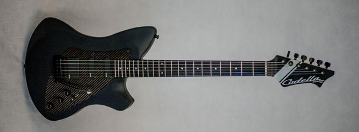 Codella Guitars Announces the Stormchaser