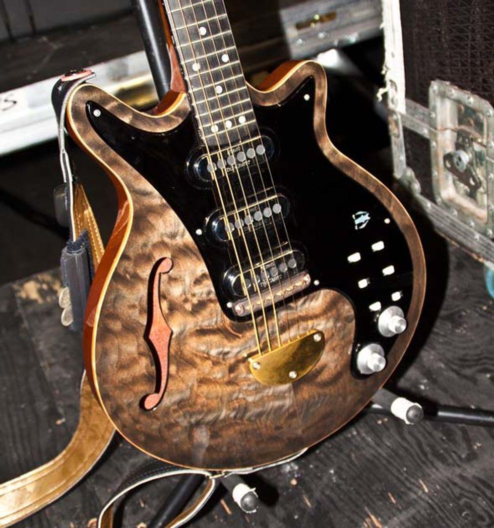 Rig Rundown Queen S Brian May Premier Guitar