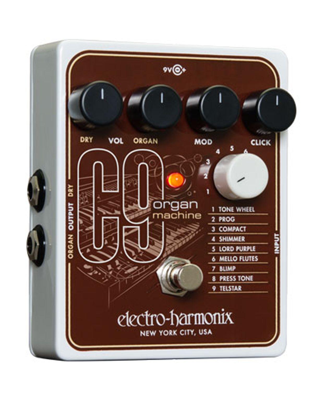 Electro-Harmonix Introduces the C9 Organ Machine