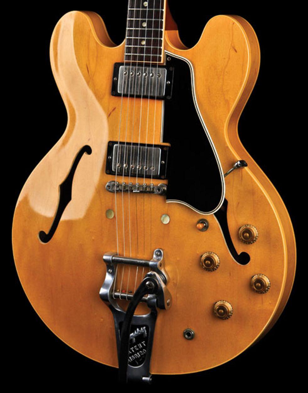 vintage vault gibson es 335tn 1959 and 1960 premier guitar. Black Bedroom Furniture Sets. Home Design Ideas