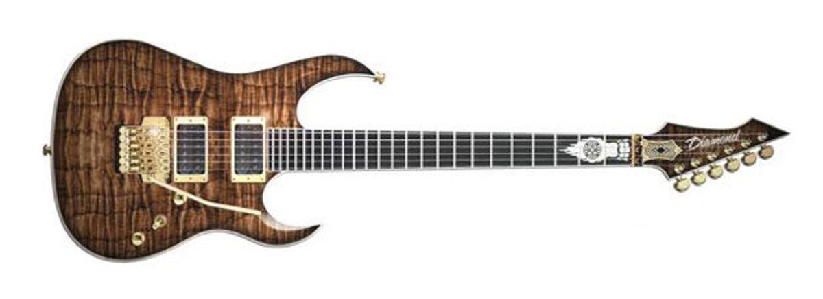 Diamond Guitars Introduces Zoltan Bathory Signature Model