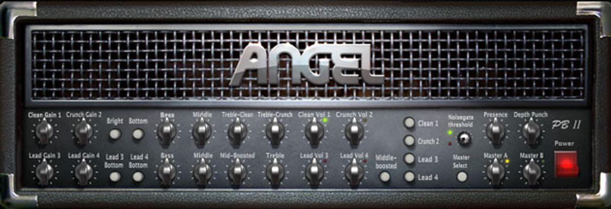 Peavey Releases New Amp Models for ReValver 4