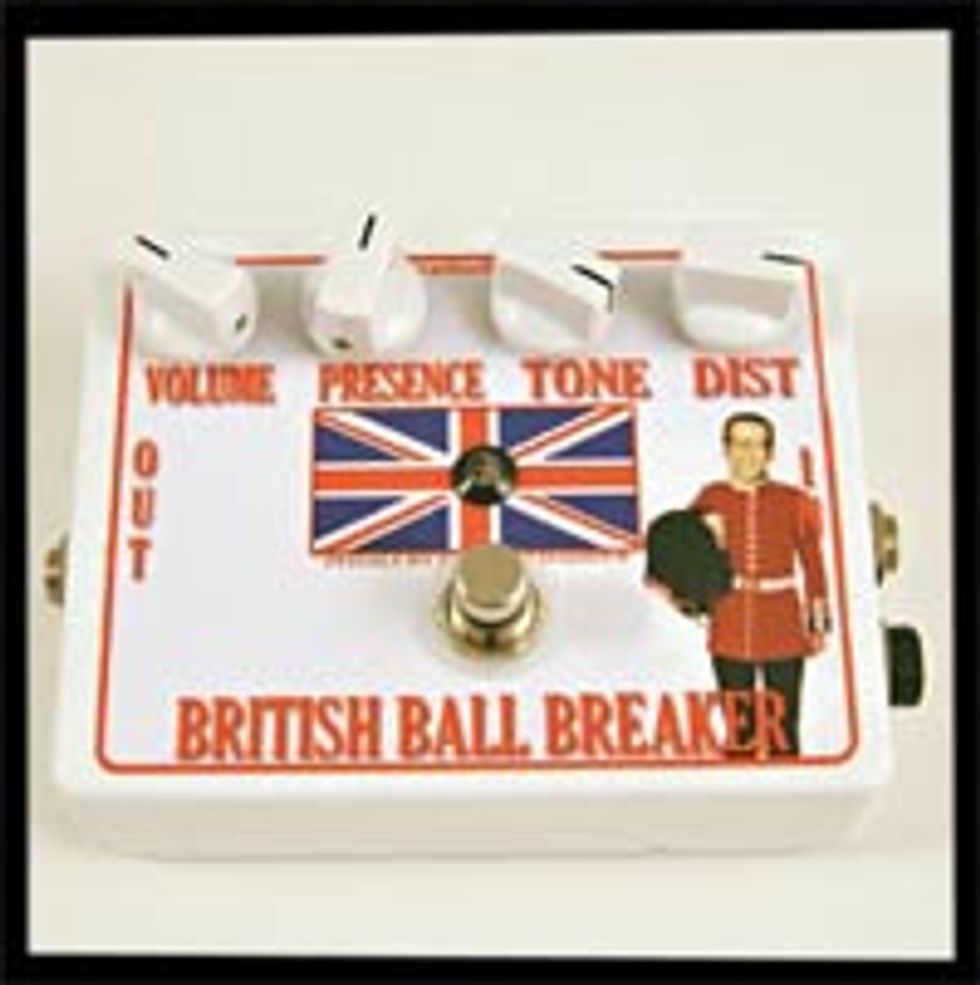 Geek MacDaddy British Ball Breaker