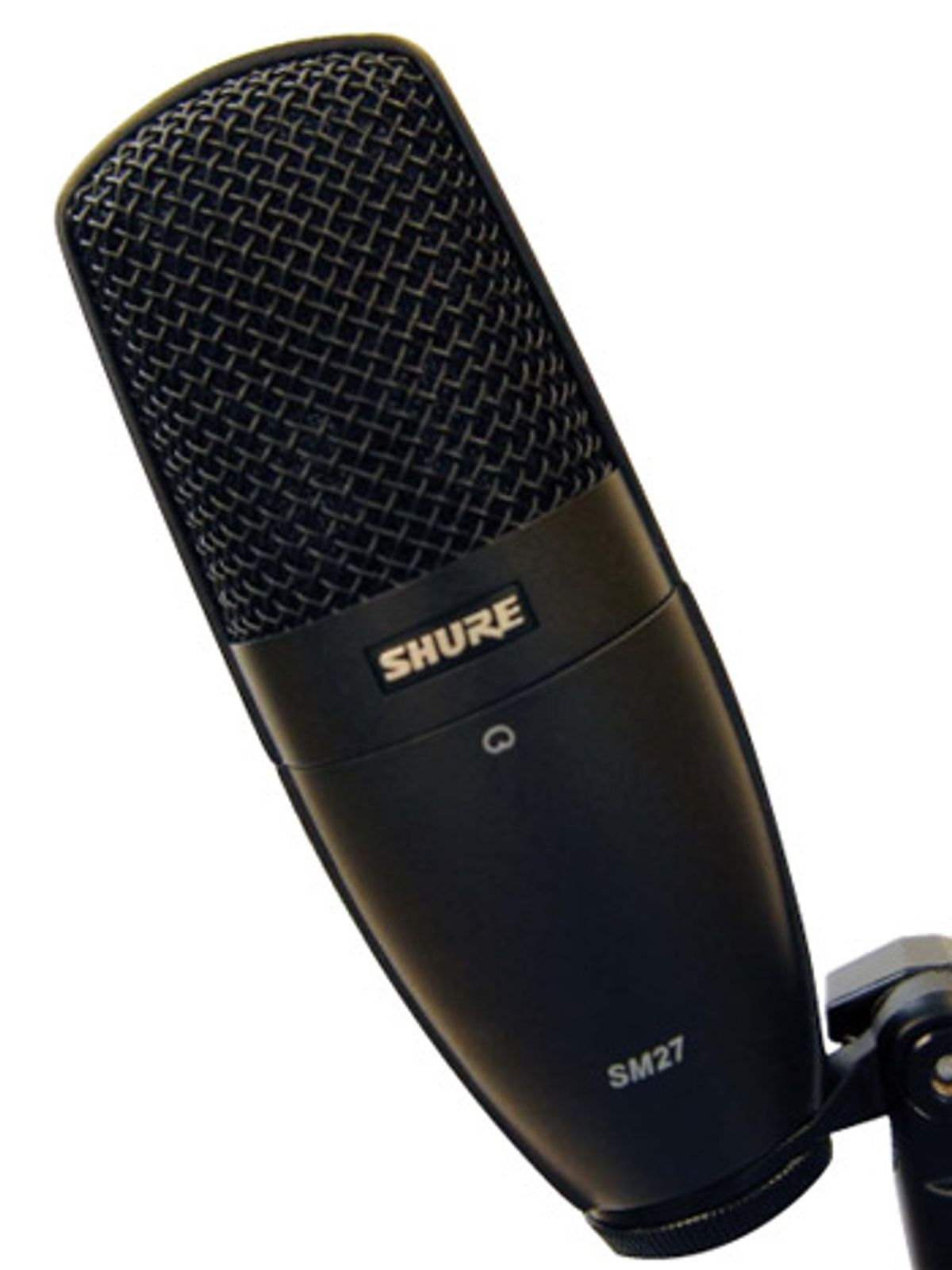Shure SM27 Microphone Review