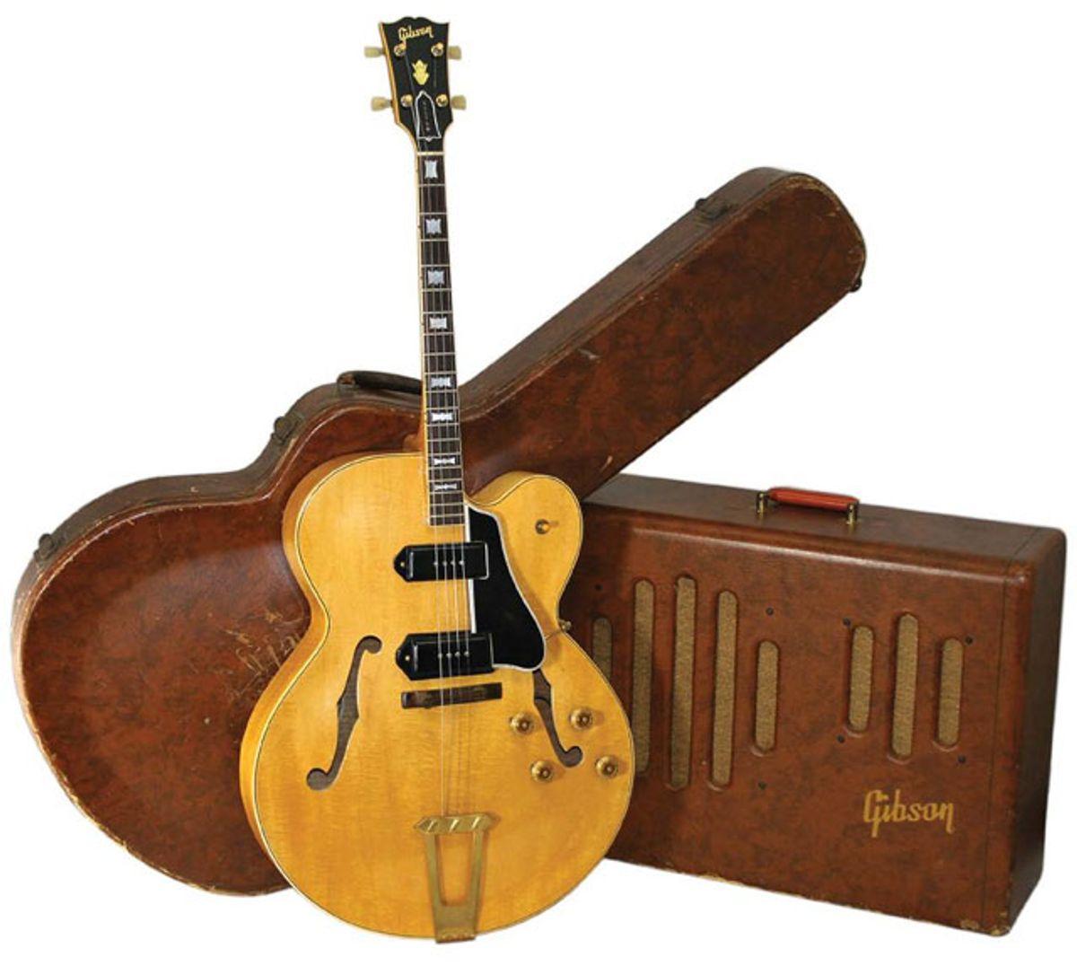 Gibson ES-350 Tenor Guitar #A-5824