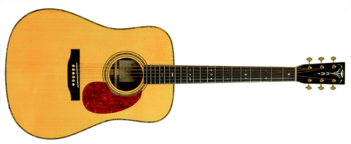 Recording King RD-327 Acoustic Guitar Review