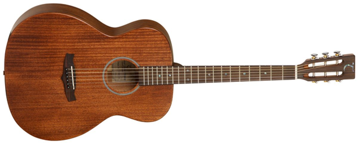 Tanglewood Introduces Premier Series All-Mahogany Guitars