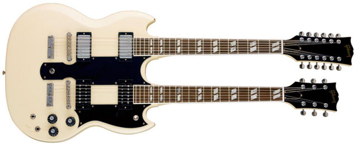 "Gibson Custom Unveils the Don Felder ""Hotel California"" EDS-1275"